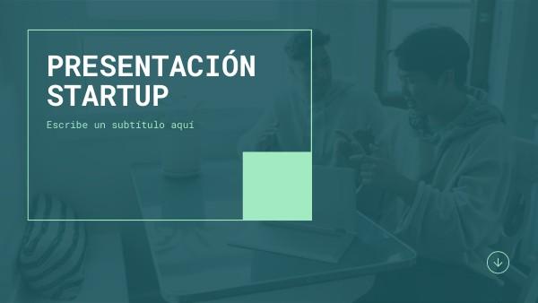 presentacion startup
