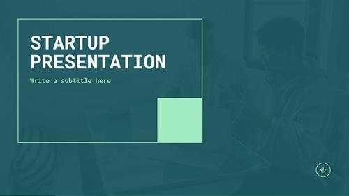 Presentation startup