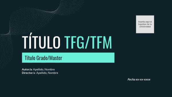 TFG ingeniería